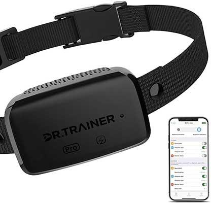 Dr. Trainer B1sPro Bark Collar APP&Watch Control