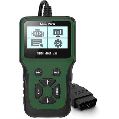 NEXPOW Car OBD2 Scanner
