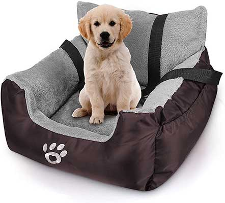 FAREYY Dog Car Seat for Small Dogs