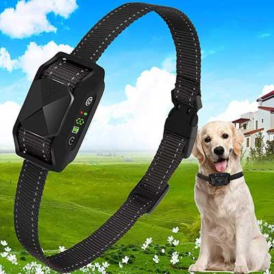 iTecFreely Dog Bark Collar