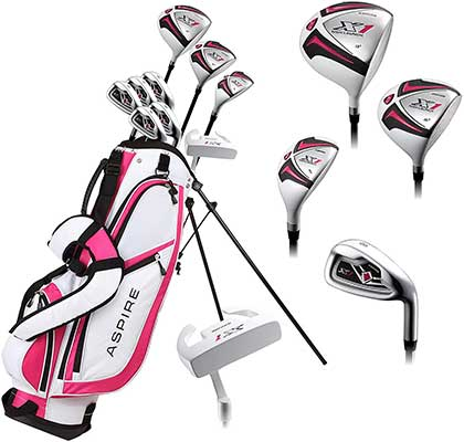 Aspire X1 Complete Right Handed Golf Clubs Set
