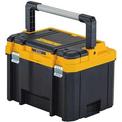 DEWALT TSTAK Tool Box, Deep, Long Handle