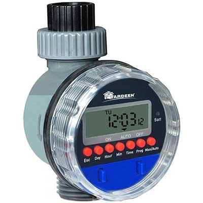 Yardeen Electronic Water Timer Garden Irrigation Controller