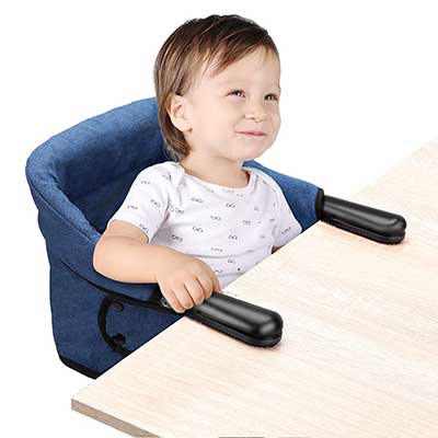 Hook-on Chair, Clip-on High Chair