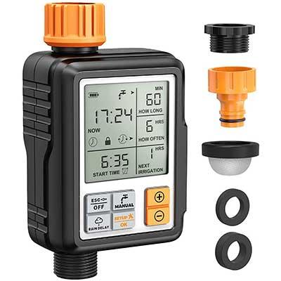 Homitt Programmable Water Timer