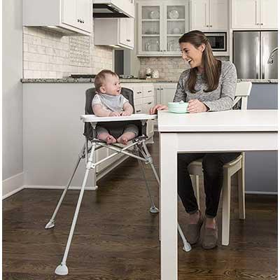 Regalo My High Chair Portable Travel Fold