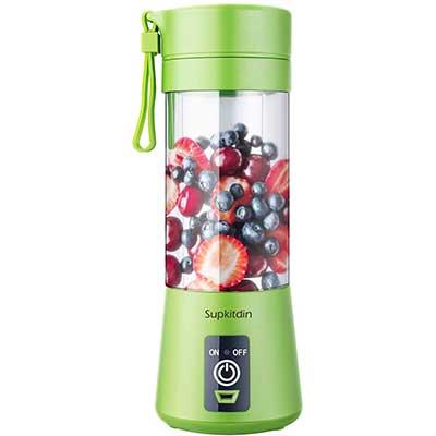 Supkitdin Portable Blender, Personal Fruit Mixer