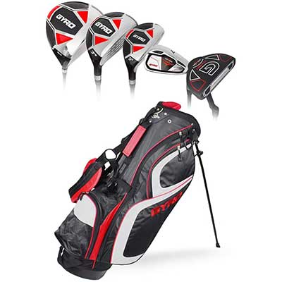Ray Cook Golf Club-Gryo Complete Set with Bag