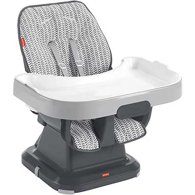 Fisher-Price SpaceSaver Simple Clean High Chair
