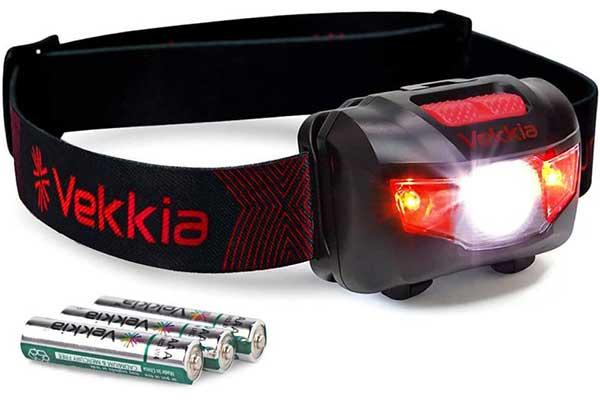 VEKKIA Ultra Bright LED Headlamp