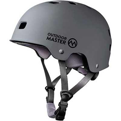 OutdoorMaster Skateboard Cycling Helmet
