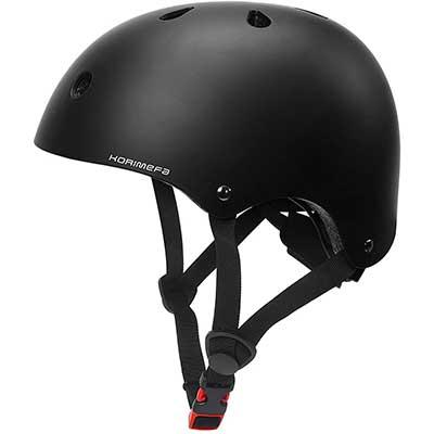 KORIMEFA Skateboard Bike Helmet for Kids