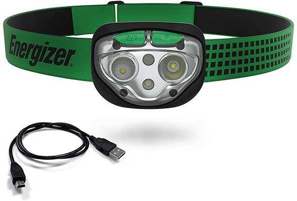 Energizer Rechargeable LED Headlamp