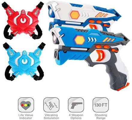 ComTec Laser Tag for Kids