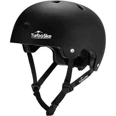 TurboSke Skateboard Helmet, BMX Helmet