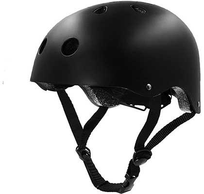 Tourdarso Skateboard Helmet Impact Resistance Ventilation for Kids