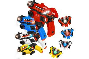 Best Laser Tag Sets For Kids Reviews
