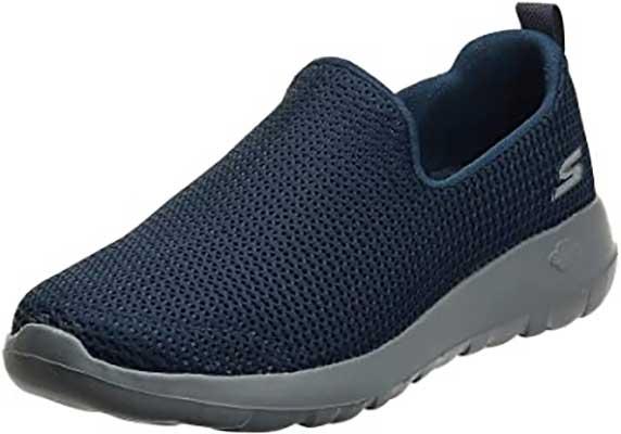 Skechers Men's Go Max-Athletic Air-Mesh Slip on Walking-Shoes