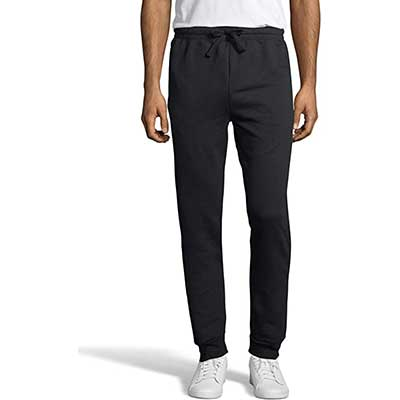 Hanes Men's Jogger Sweatpant with Pockets