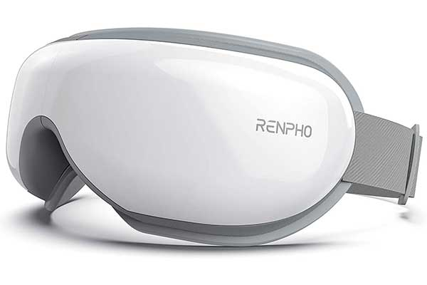 RENPHO Eye Massager with Heat, Compression