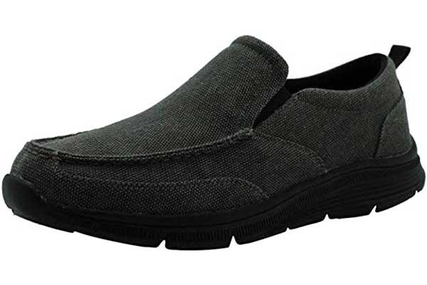 Amazon Essentials Men's Canvas Slip-on Loafer