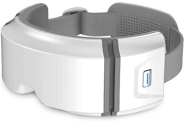 Comfier Eye Massager with Heat and Vibration