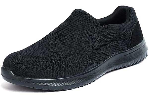 Bruno Marc Men's Slip On Loafer-Shoes