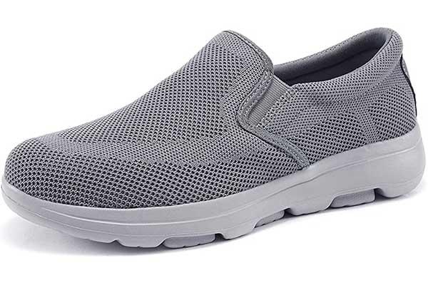 TIOSEBON Men's Slip On Loafers-Comfort Walking Shoes