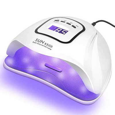 UV Gel Nail Lamp, UV Nail Dryer LED Light