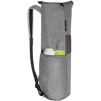 Explore Land Oxford Yoga Mat Storage Bag with Breathable Window