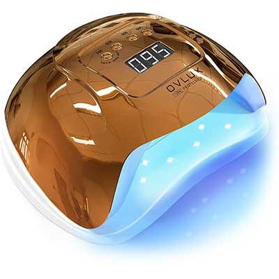 128W UV LED Nail Lamp – Rapid-Curing Gel Nails