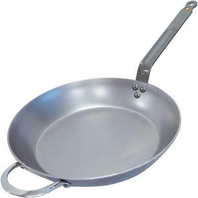 de Buyer Mineral B Frying Pan Nonstick Pan