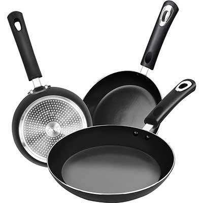 Utopia Kitchen Nonstick Frying Pan Set