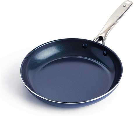 Blue Diamond CookWare Toxin Free Ceramic Nonstick Frying Pan