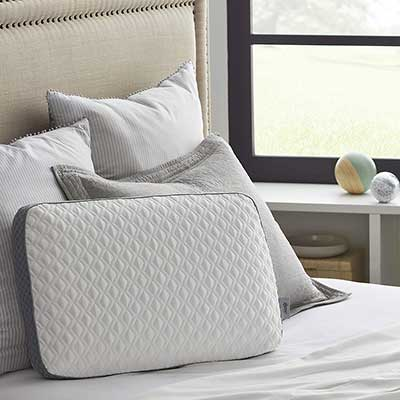 Sealy Molded Memory Foam Pillow 1 Count